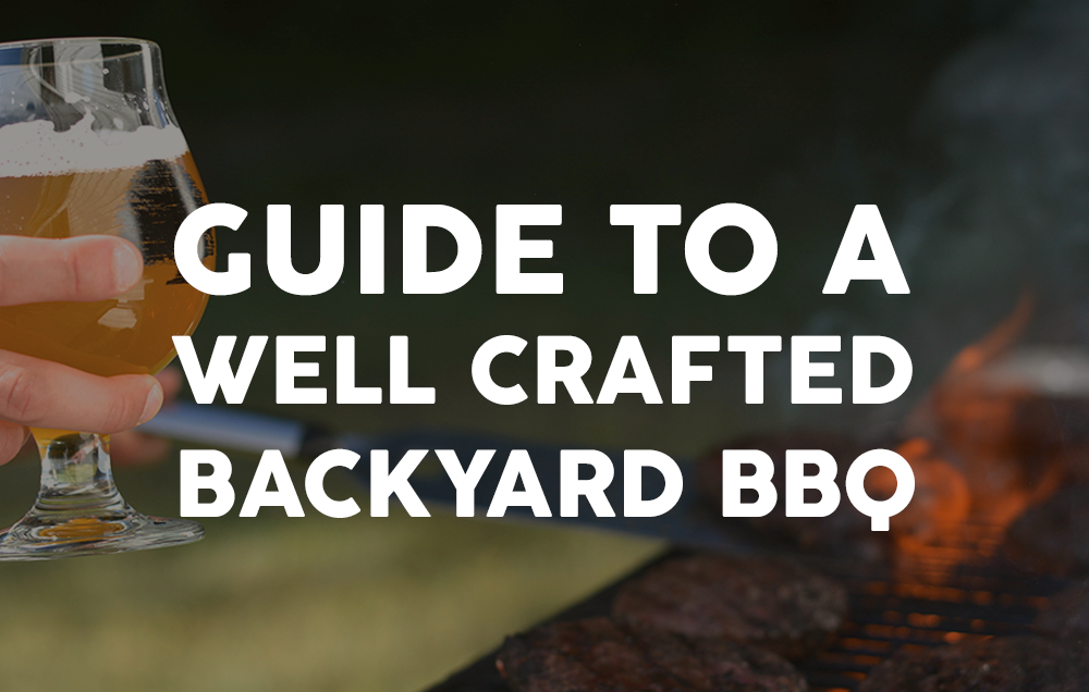 "A ""Guide to a Well Crafted Barbecue"" header image"