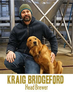 Kraig Bridgeford Headbrewer